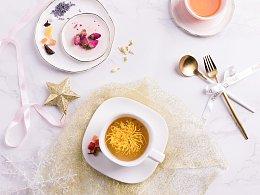 轻奢圣诞风--花茶