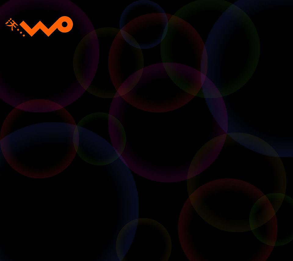 梦幻空间主题:黑—彩色