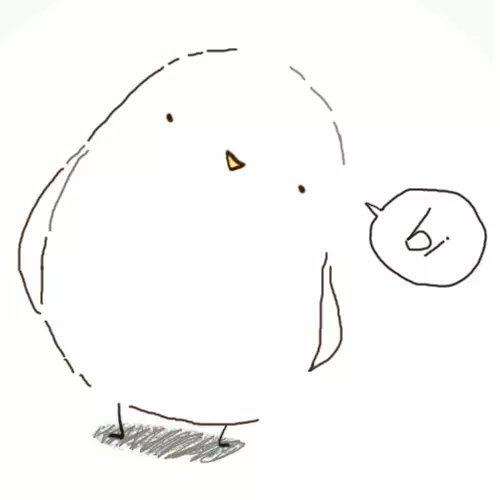 鸡怎么画简笔画