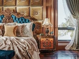 欧式风格—卧室