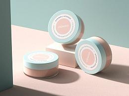 CSIKDO-彩妆品牌包装风格设计