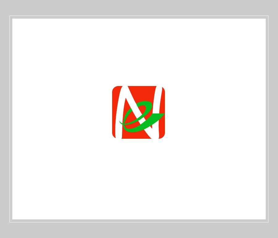en字母组合logo设计|标志|平面|xiaojinfa (900x772)-紫外线初始字母组合