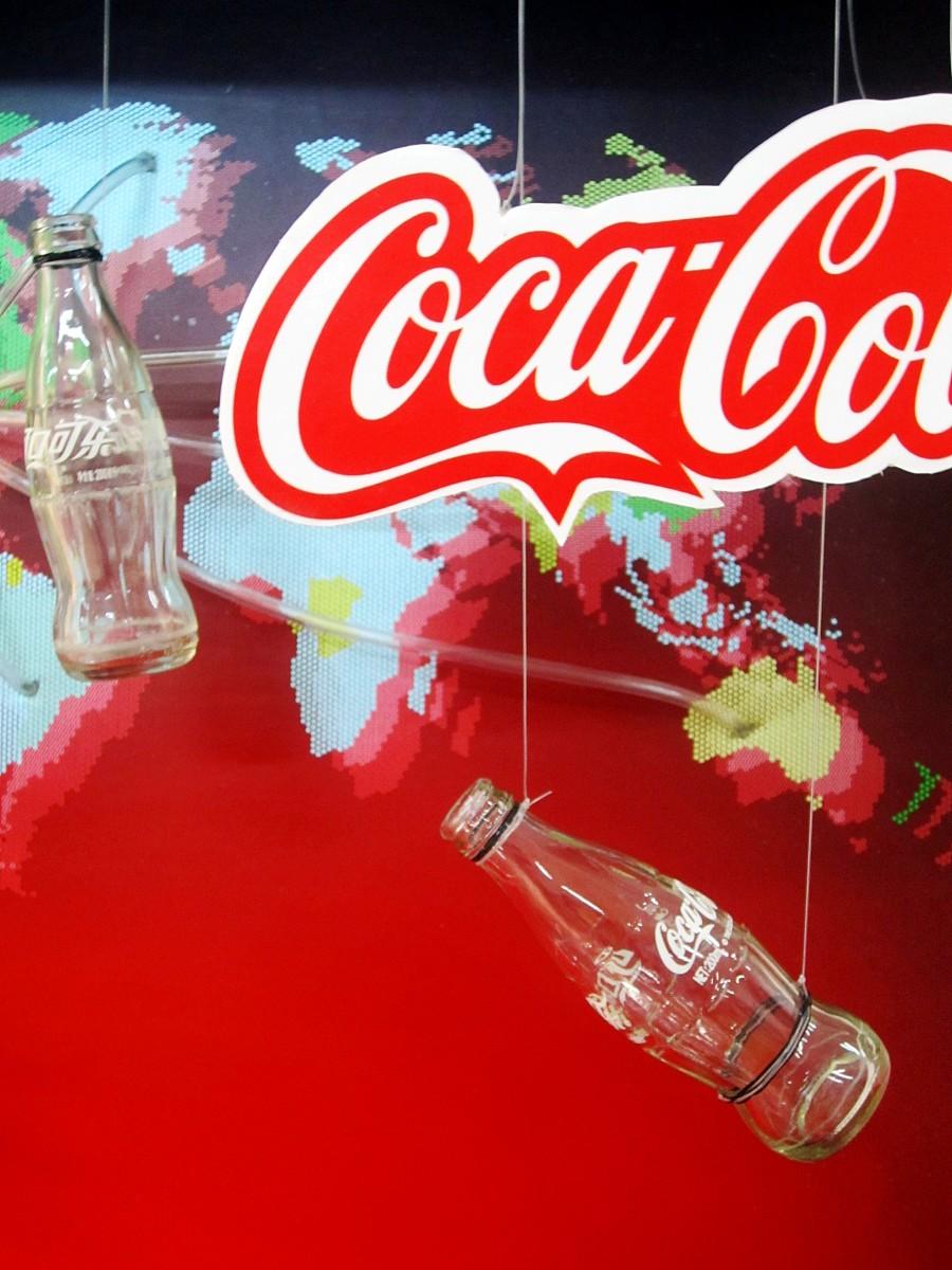 可口可乐橱窗设计|展示设计 |空间|shaodie - 原创图片