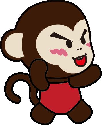 过年小猴形象|商业插画|插画|金泽-根据下列形象写出分别出自哪部作