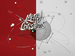 圣诞节-C4D练习