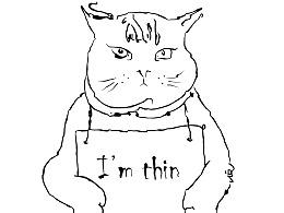 《养猫画猫》系列