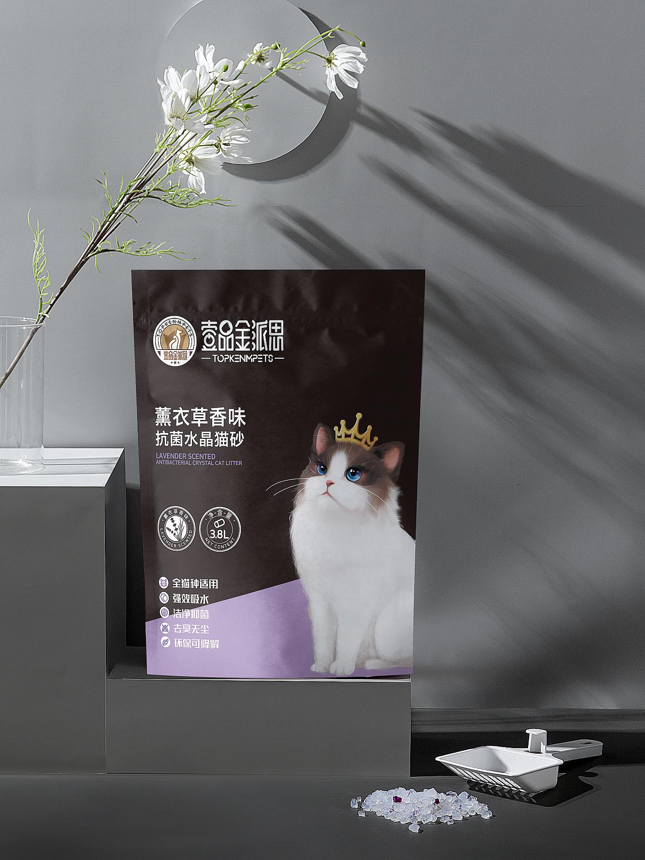 水晶猫砂_水晶猫砂|摄影|产品|壹本视觉商业摄影 - 原创作品 - 站酷 (ZCOOL)