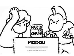 PARTS-X | 三维潮玩动画短片,打破常规