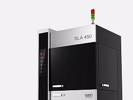 人本造物 SLA3D打印机设计 机械设备设计 广州工业设计