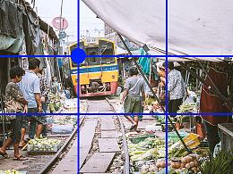 摄影构图的核心技巧 - 不是三分法,也不是做减法
