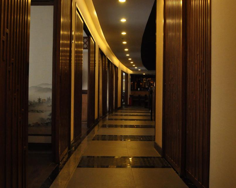 和惠日本料理店设计-甘肃日式料理店装修设计家具设计师知识点图片