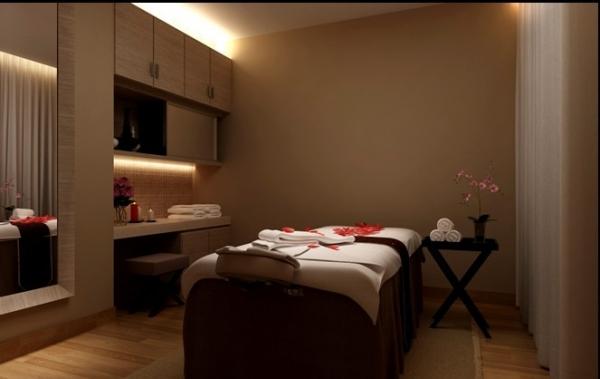 內江美容院設計丨美錦美容院設計裝修|室內設計|空間