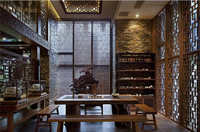 顺意号茶艺馆--德阳茶楼v茶楼|德阳茶楼装修|室内2017建筑设计行业报告图片