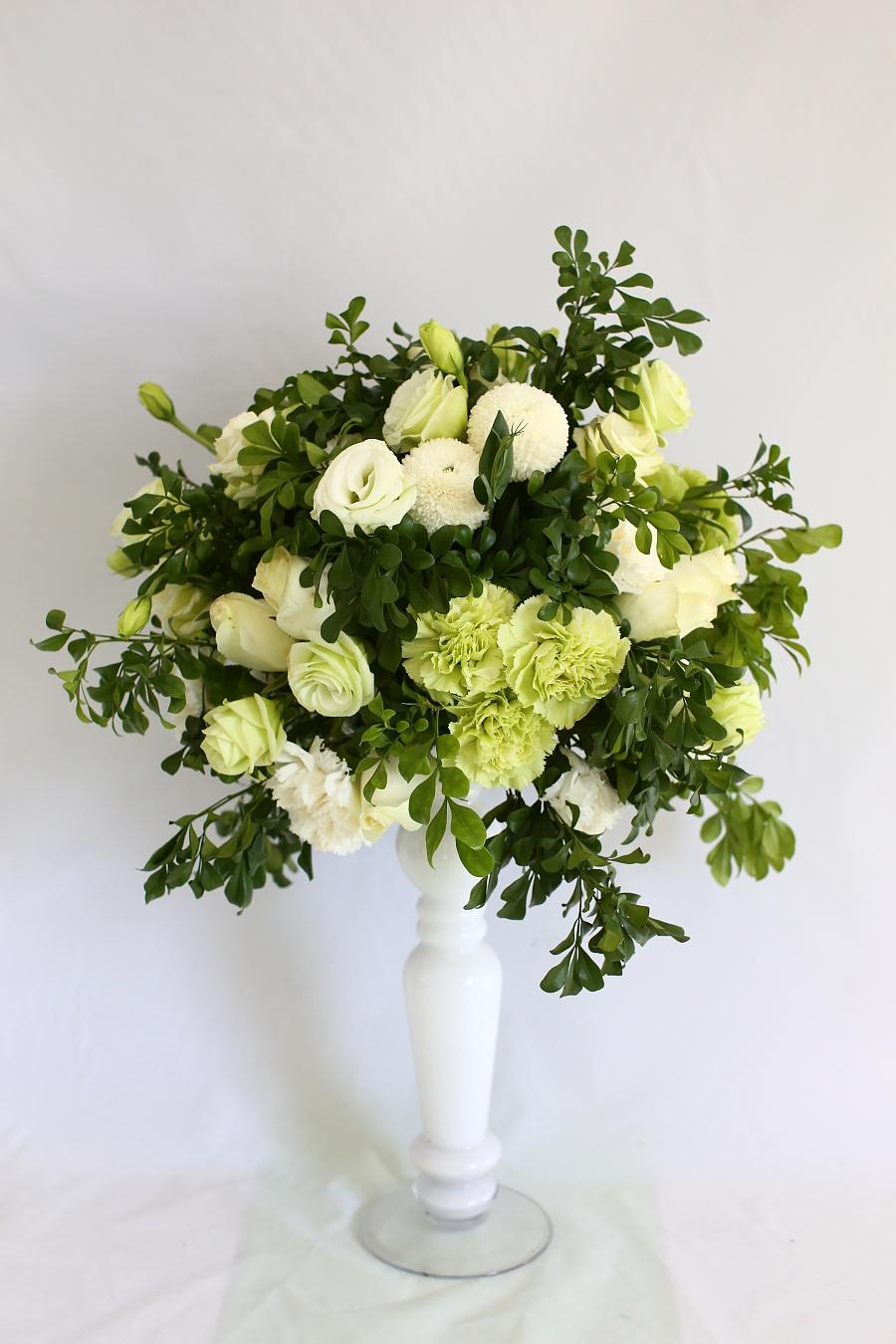 鲜花 桌花 前台花 签到台花 餐桌花 甜品台花