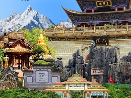 新浪新闻开机云南旅游自宣广告