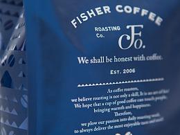FISHER COFFEE品牌形象更新升级
