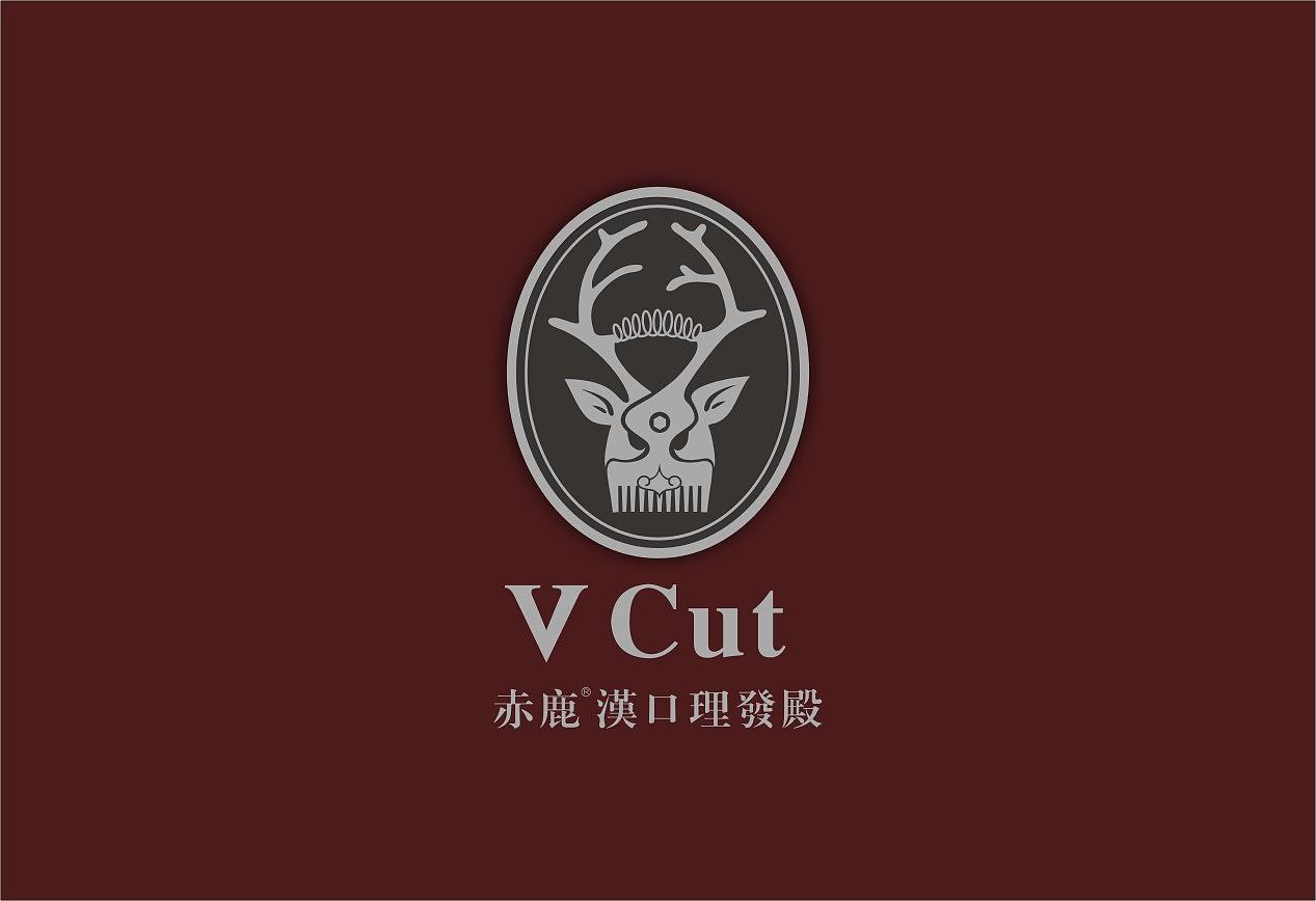 美发店logo|平面|标志|liusha424 - 原创作品 - 站酷图片