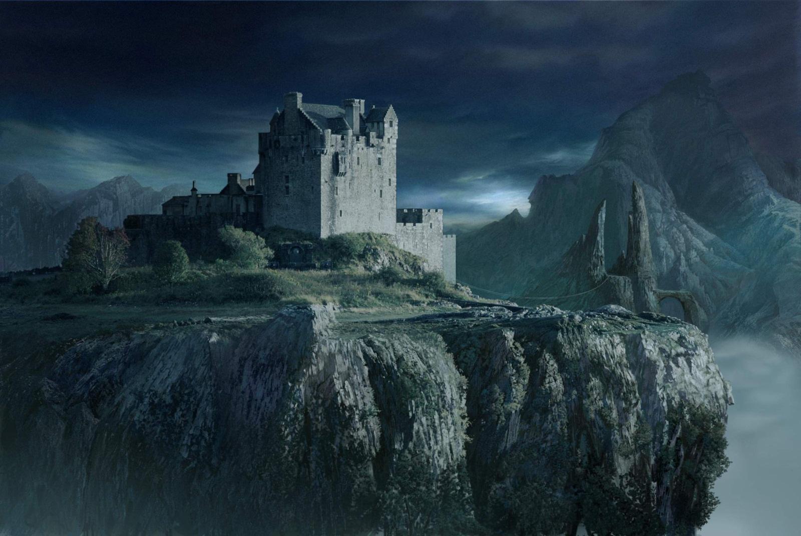 古城堡 图片