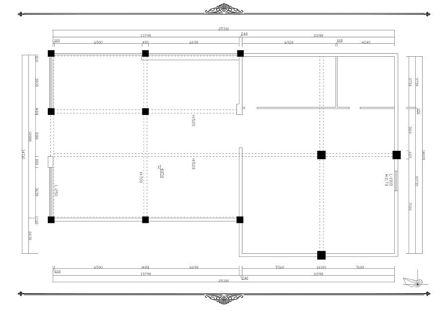 售楼部室内设计方案