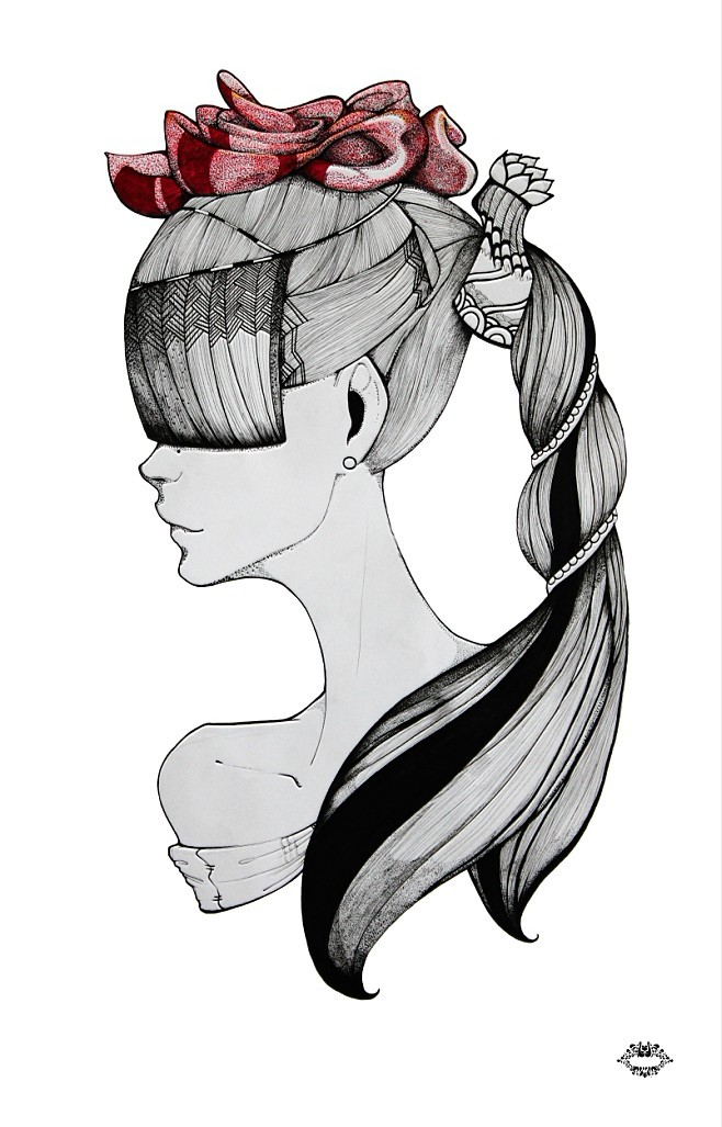 查看《JAMU時尚插畫之十二生肖合集》原图,原图尺寸:658x1027