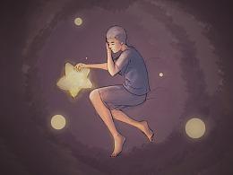 搁浅的星星