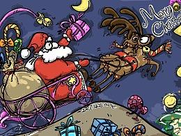 Merry Christmas~圣诞快乐~~~