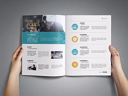 春风化雨®作品-原创维修技术服务宣传册