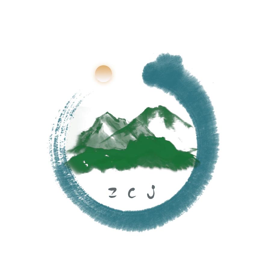 文化底蕴浓厚的山水logo图片