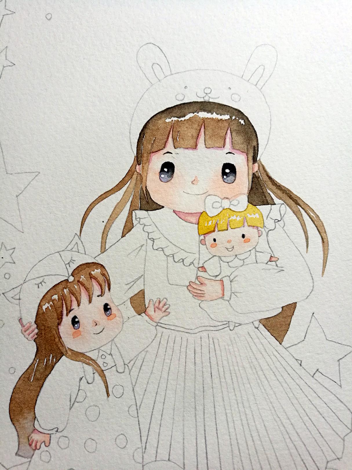 萌萌哒小公主