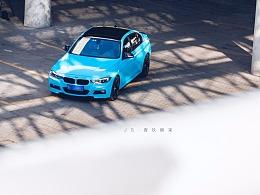 BMW 320LI 不太成功的改装案例 照片
