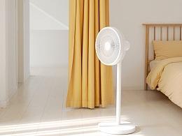 韩国电风扇广告