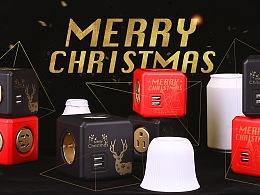 模方插座圣诞定制款
