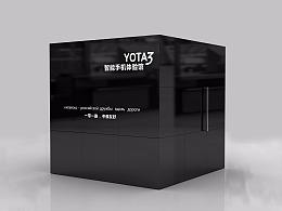 手机神秘体验空间YOTA手机