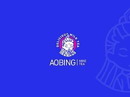 AOBING MILKTEA-品牌提案