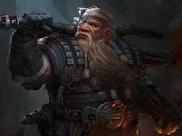 矮人惩罚者&人类神枪手