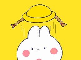 方兔挤本人的节日更新