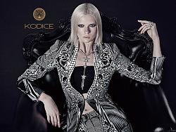 雨飞作品-KODICE马天奴官网设计,互联网品牌形象设计