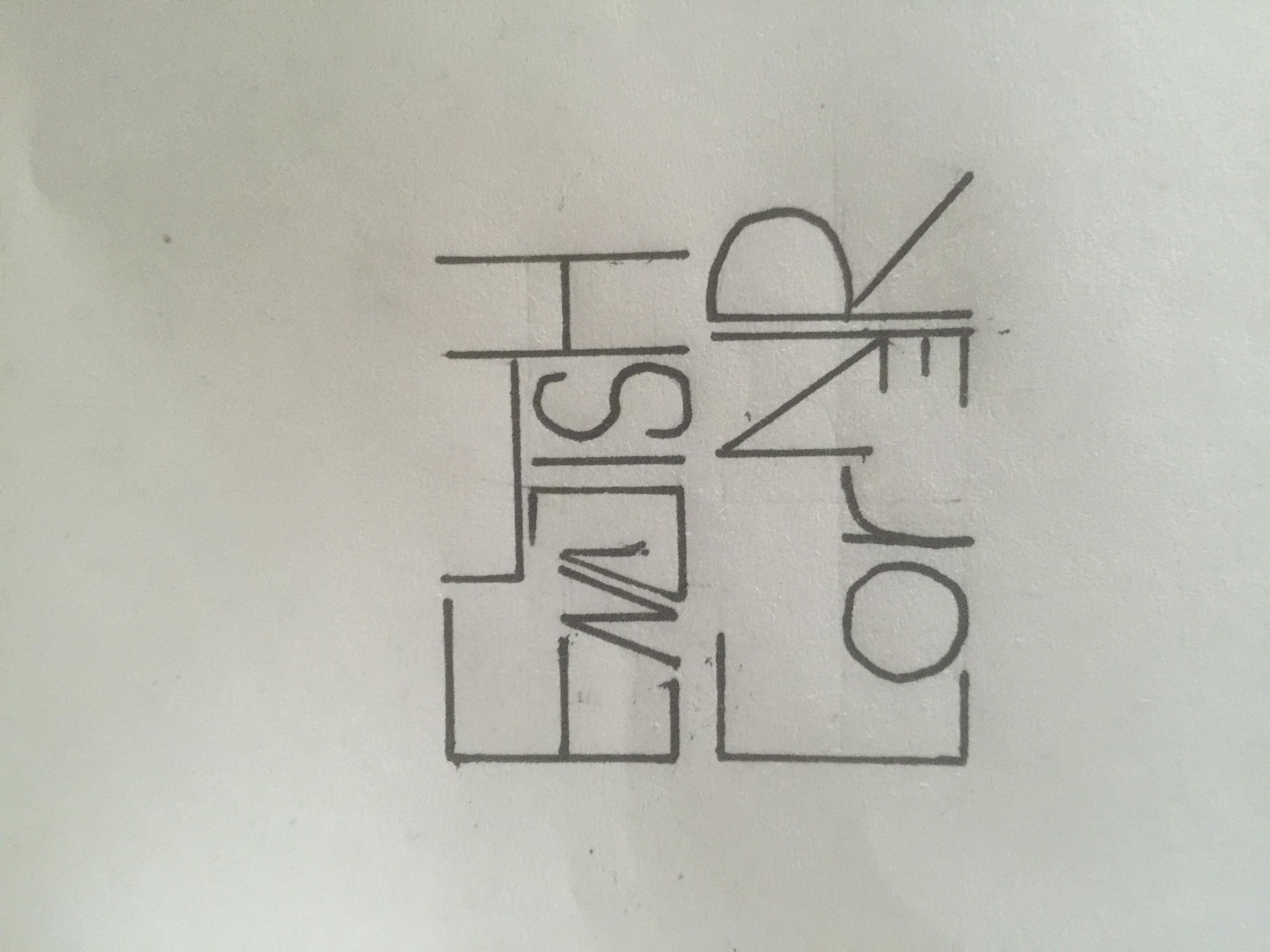 英语角logo