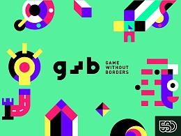 腾讯GWB游戏无界KV设计