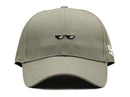 STRETAG 思锐泰格眼镜款刺绣棒球弯檐帽
