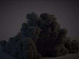 爆炸特效动画
