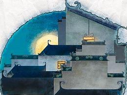 绘本《追逝》Legend of the Great Wall