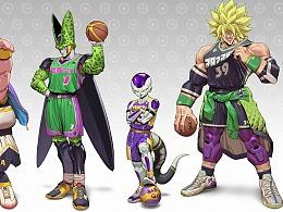 龙珠篮球全明星第二弹-反派队