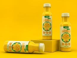一初果坊-果汁包装设计