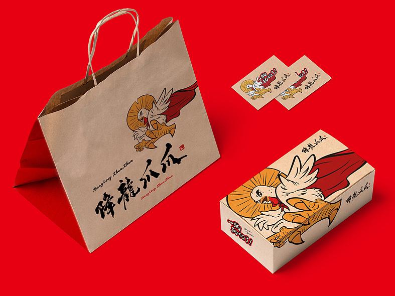 网红鸡爪降龙爪爪-餐饮图片
