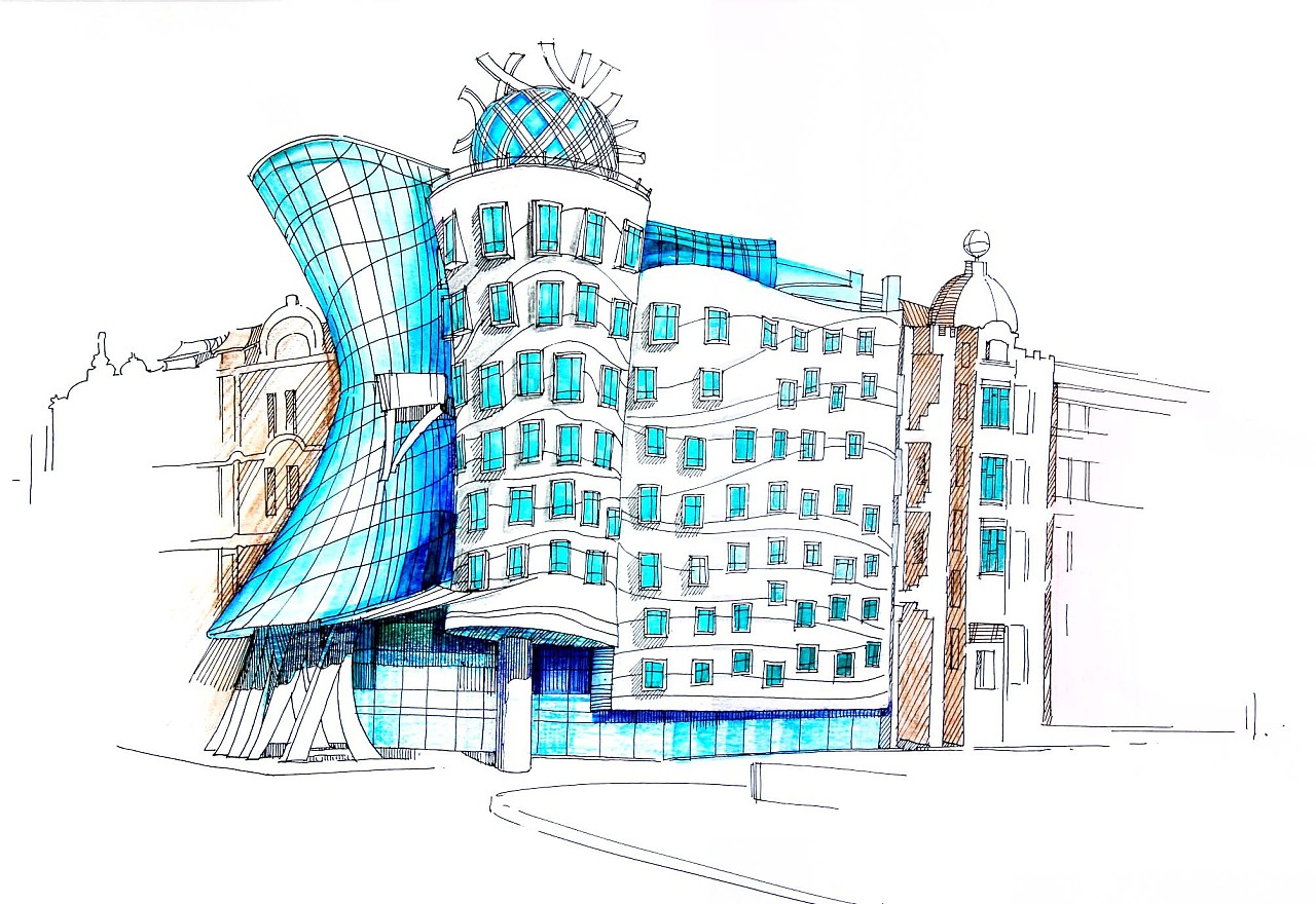 言有尽,绘无穷|房屋|建筑设计|丰兄G-原创作品国内空间设计公司图片