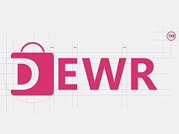 DEWR  shop  logo
