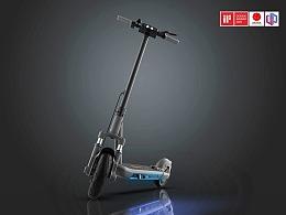 Inmotion L9 电动滑板车