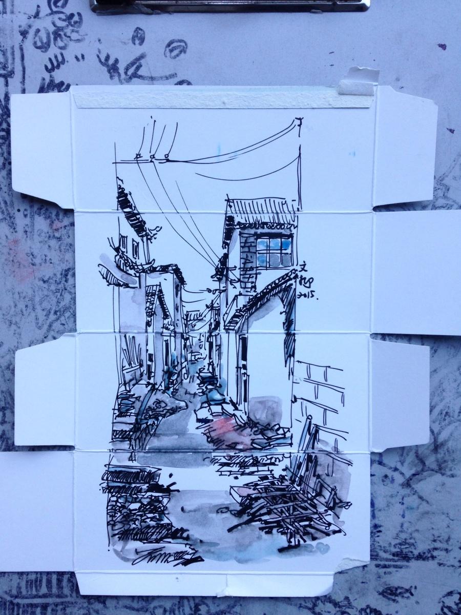 查看《捡捡垃圾,画点小画》原图,原图尺寸:2389x3185
