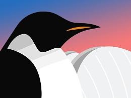 企鹅珠海 PENGUIN ZHUHAI - LOGO